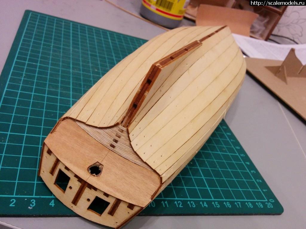 """#1449056/ Шхуна """"Полоцк"""" (деревянный кораблик) Закрыть окно"""