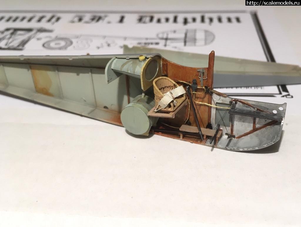 #1449060/ Sopwith 5F1 Dolphin 1/48 Copper State Models Закрыть окно