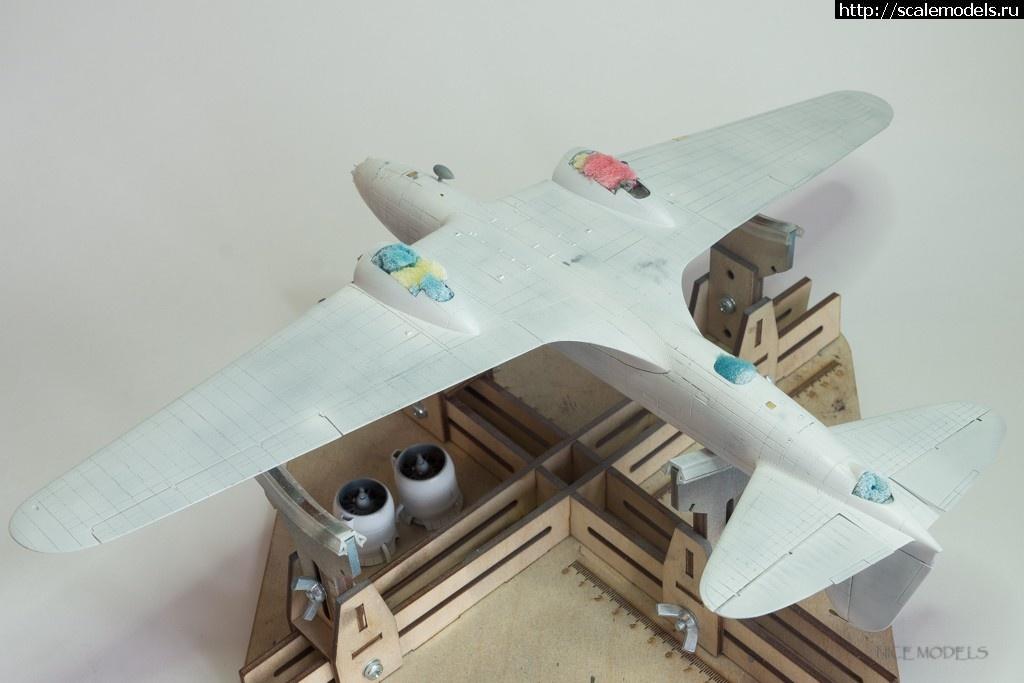 #1451472/ Ил-4 Xuntong Model 1/48 Закрыть окно