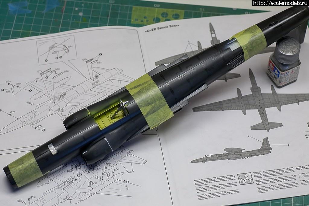 #1451657/ Lockheed Martin U-2R Senior Span (Italeri, 1:48) - Готово Закрыть окно