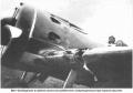 Eduard 1/48 И-16 тип 10 - Витт Скобарихин после тарана
