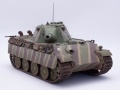 Dragon 1/35 Panther Ausf.F w/8,8 cm Kw.K. 43 L/71 - кошка с длинной лапой