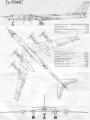 Обзор Playfix Kits (Рlasticart) 1/100 TU-20 (ТU-95)