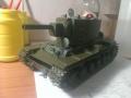 Звезда 1/35 КВ-2