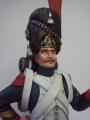 Verlinden Productions 120mm Гвардейский гренадер армии Наполеона