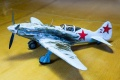 Trumpeter 1/48  MiG-3 Early, Зима 1941-1942 г.г.