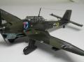 Звезда 1/72 Ju-87
