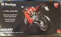 Обзор Pocher Model Kits 1/4 Ducati Superbike 1299 Panigale