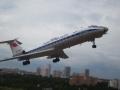 Звезда 1/144 Ту-134А из коробки