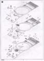 Сравнение Trumpeter и Звезда 1/35 2С19 Мста-С