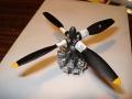 Academy 1/48 P-47N Thunderbolt - комфортабельный дальнобойщик