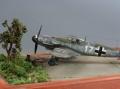 Fine Molds 1/72 Bf 109K-4