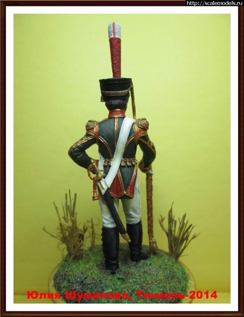 Тамбурмажор гвардейской пехоты, 1815-1817г.г.Россия. Закрыть окно