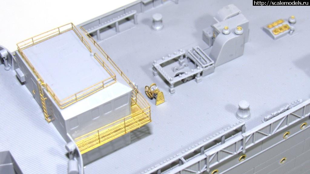 Анонс Микродизайн 1/200 набор деталировки для барка Крузенштерн от Звезды Закрыть окно