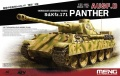 Анонс Meng 1/35 Panther Ausf.D (TS-038)