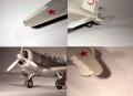 Звезда 1/48 Сухой Су-2 М-88 с ВАП-200