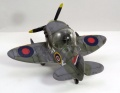 Tiger Model Spitfire fighter