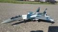 Звезда 1/72 СУ-35 борт 902