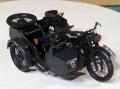 Звезда 1/35 BMW R12