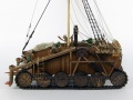 Самодел 1/48 Парусно-паровой танк