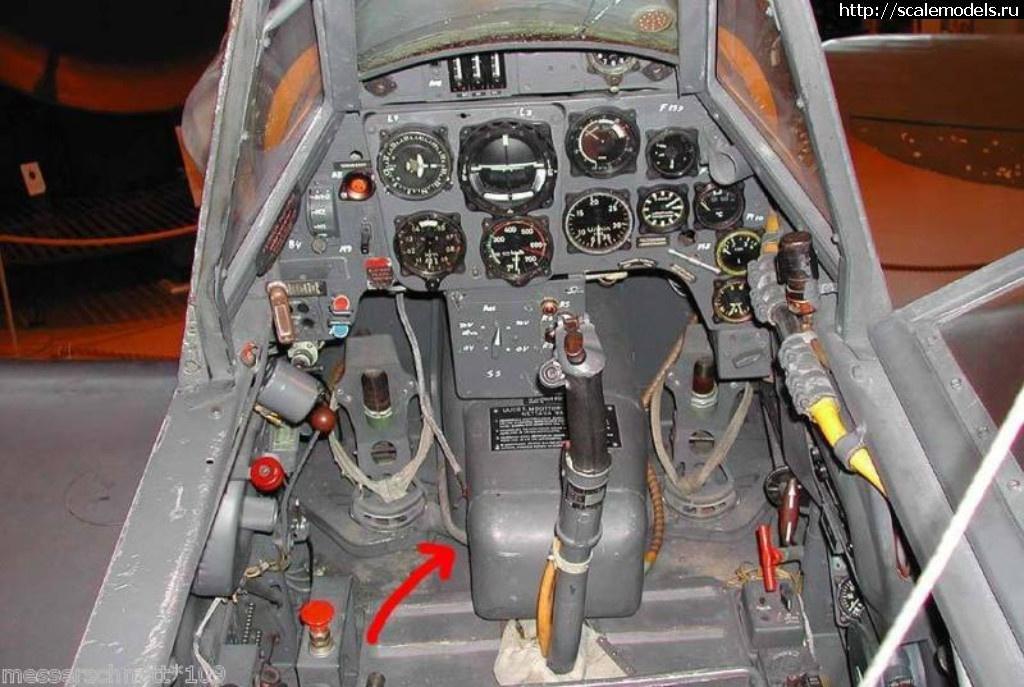 #1460560/ Bf 109G-2 1/48 Gunther Rall ГОТОВО Закрыть окно