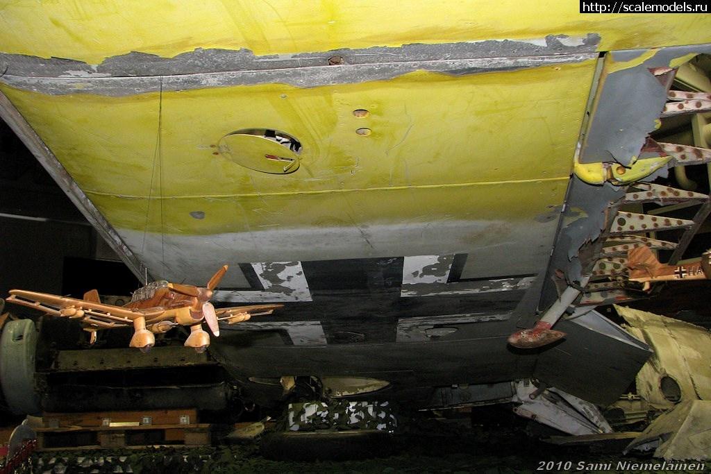 #1462426/ Messerschmitt Bf-109 F-4 Ostermann 8./JG54 (Звезда 1/48) Закрыть окно