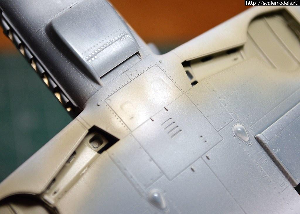 #1465290/ Bf 109G-2 1/48 Gunther Rall ГОТОВО Закрыть окно