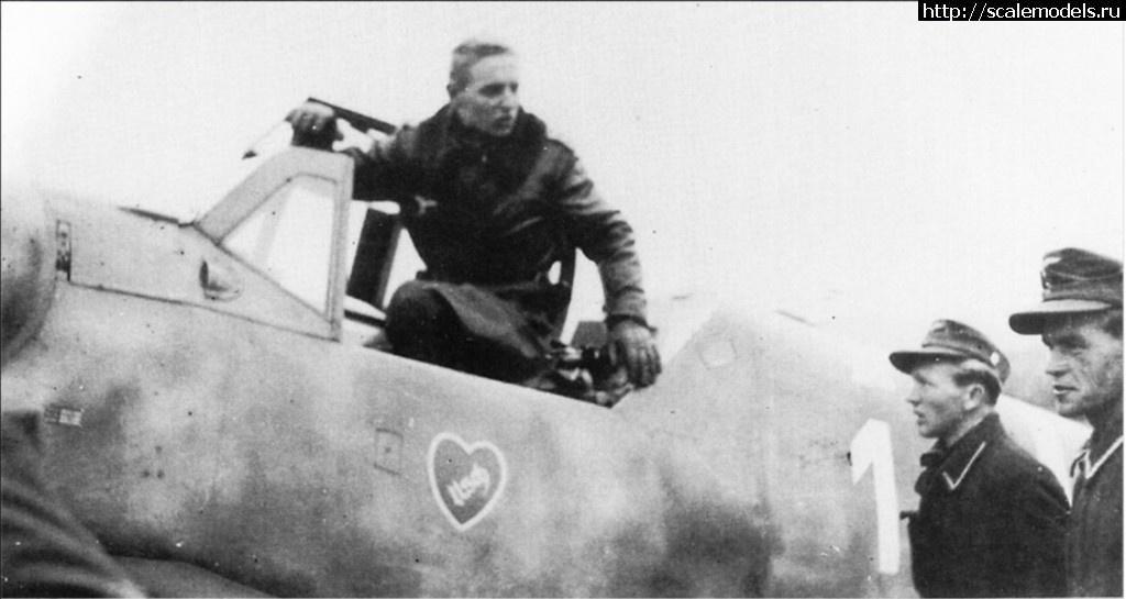 Bf.109G-14 (Eduard 1/48) - ГОТОВО Закрыть окно