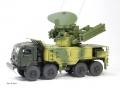 1/100 Прототип ЗРК Панцирь-С1 МАКС-1995
