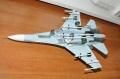 Trumpeter 1/32 Су-27 - ручная СУ-шка