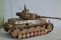 Модель из бумаги 1/35 Pz IV H