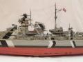 Hachette/Amati 1/200 Bismarck