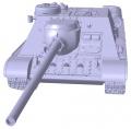 Рендеры Звезда 1/35 Су-100 #3668