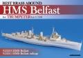 Анонс Eduard 1/350 легкий крейсер HMS Belfast detail set