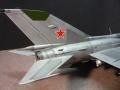 Eduard 1/48 МиГ-21 ПФМ поздний ВВС СССР