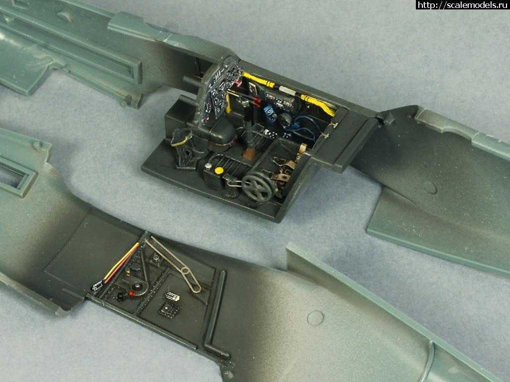#1469096/ Bf.109G-14 (Eduard 1/48) - ГОТОВО Закрыть окно