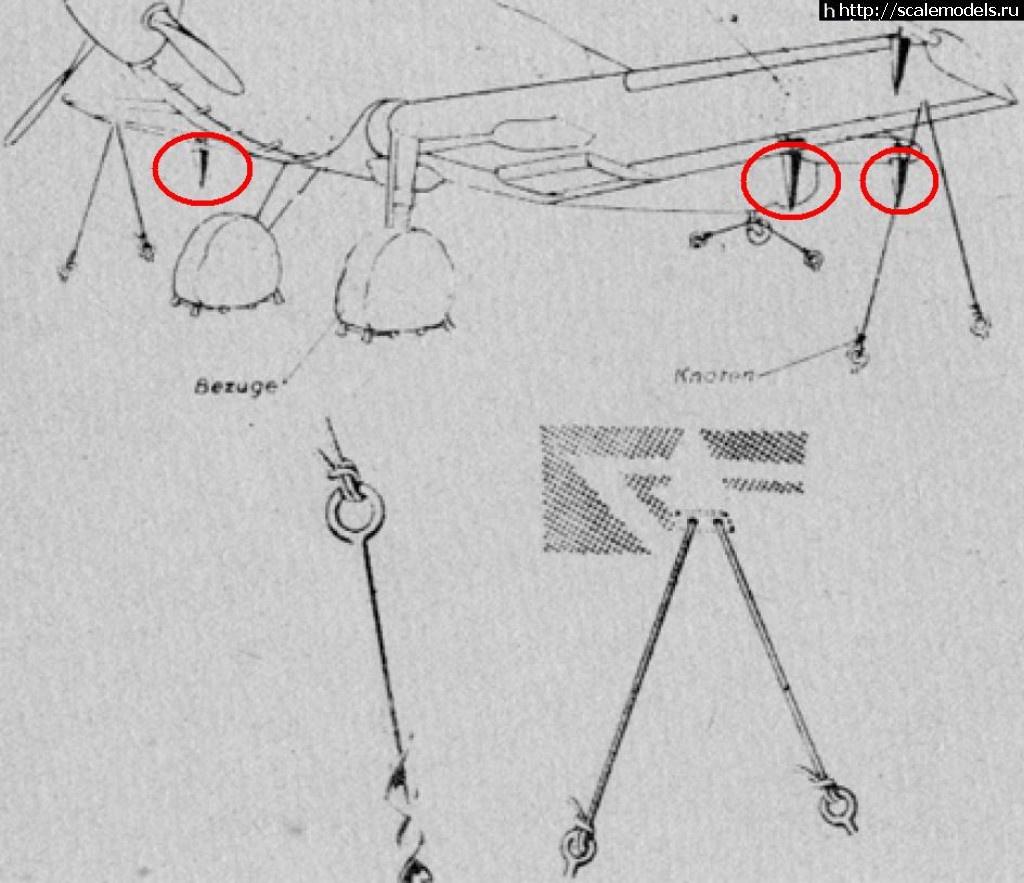 #1470161/ Messerschmitt Bf-109 F-4 Ostermann 8./JG54 (Звезда 1/48) Закрыть окно