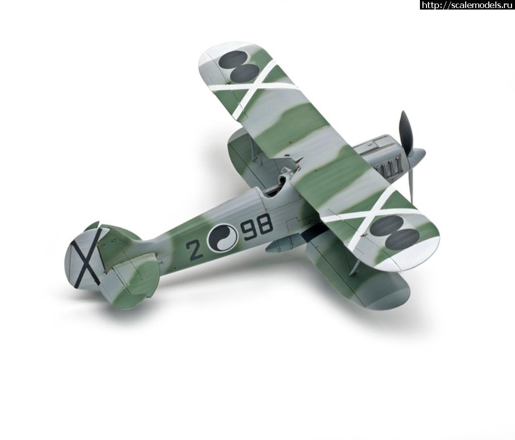 #1472236/ Roden 1/48 He-51B-1(#12014) - обсуждение Закрыть окно