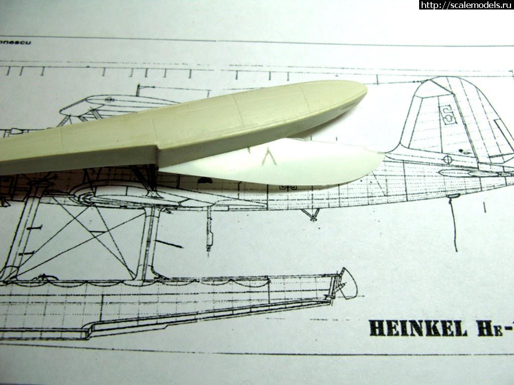 #1473673/ Heinkel He 114A  Mach2 1:72 - Выстругаем буратина!!! Закрыть окно