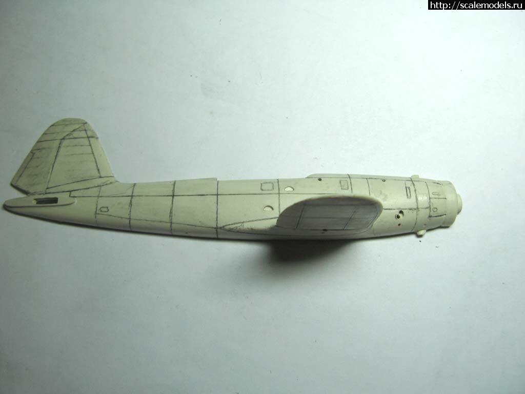 #1474865/ Heinkel He 114A  Mach2 1:72 - Выстругаем буратина!!! Закрыть окно