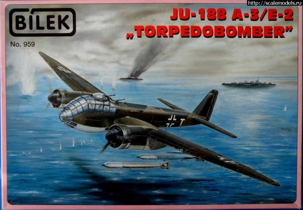 #1475278/ Ju-188А 1/72 Italaerei Закрыть окно