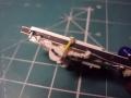 ICM 1/72 конверсия/самодел деайсер ПСС-121.16 на базе Урал 5