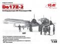 ICM 1/48 Do 17Z-2, Бомбардировщик ВВС Финляндии ІІ МВ (рендеры)