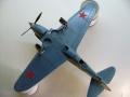 ICM 1/48 ЛаГГ-3 - Защитник ленинградского неба
