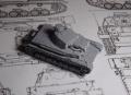 Звезда 1/100 Pz.IVD - О дружбе мостов и танков