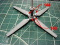 Amodel 1/72 Советский тяжёлый вертолёт МИ-6А ТюменьАВИАТранс