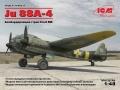 ICM 1/48 Ju 88A-4, Бомбардировщик стран Оси ІІ МВ (рендеры, отливки)