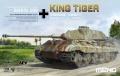 Анонсы Meng 1/35 King Tiger Porsche Turret & Jagdpanther Ausf. G1