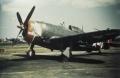 Tamiya 1/48 P-47D Thunderbolt - вождь краснокожих