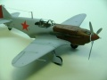 Предвоенный ЛаГГ-3 - ICM масштаб 1/48